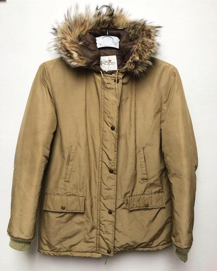 Vintage Téli Kabát