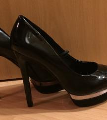 Eredeti MANGO magassarkú platformos cipő (36)