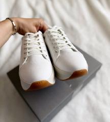 ÚJ Vagabond Casey fehér platform sportcipő 39
