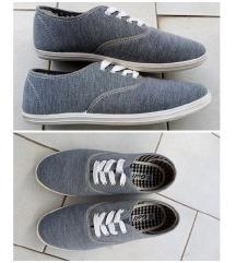 Női szürke cipő