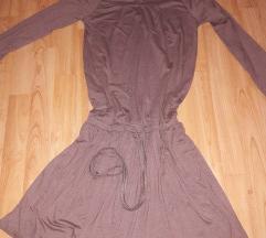 Új barna ruha. M/L méret (csere is)