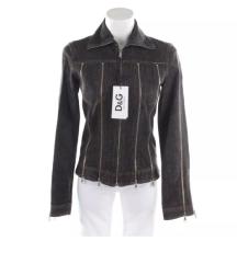 Dolce&gabbana szürke farmer kabát dzseki