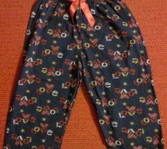 Sötétkék 3 4-es pizsama alsó f592d12b80