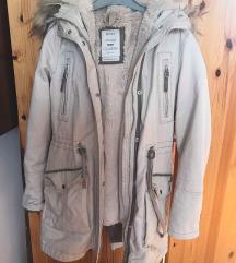 Bershka bundás kabát