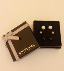 Oriflame fülbevaló szett