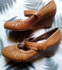 Minozzi barna cipő