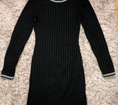 Türkiz fekete kockás harang alakú ujjatlan ruha, Budapest
