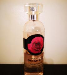 Body Shop British Rose Edt