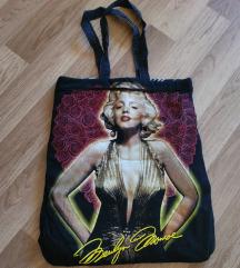 Marilyn Monroe nagy szövet válltáska