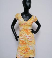 Orsay napsárga ruha