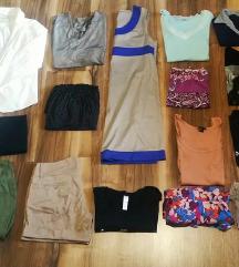 M-L ruhák