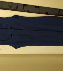 Kék S-es méretű ruha vastag anyagú