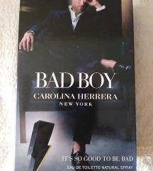 Carolina Herrera Bad Boy férfi parfüm