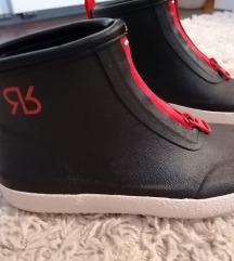 Retro jeans cipő