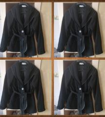 Őszi szövet kabát