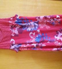 Virágos ruha 40-es