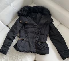 Zara fekete S-es kabát eladó