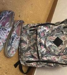 Vans cipő táska szett
