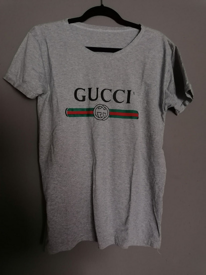 Oversize Gucci póló