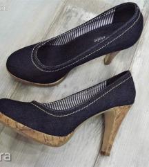 -LimeLight- farmer, magassarkú cipő /40/