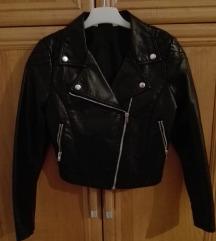 H&M bőrkabát, tini vagy XXS-XS-es méret