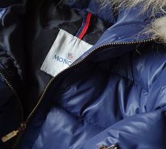 FOGLALVA Eredeti Moncler kék kabát M