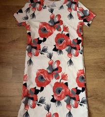 Új virágos ruha