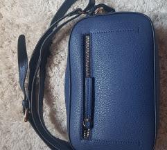 Kék alkalmi táska