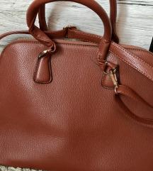 barna táska retikül