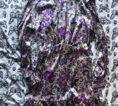 Zara szatén ruha