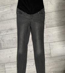 H&M super skinny kismama nadrág