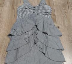 Cropp  fodros ruha eladó M méret