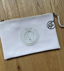 Armani bézs nude clutch táska