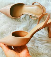 Új H&M nude magassarkú cipő