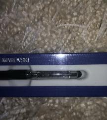 Fekete Swarovski toll