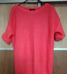 Élénk színű pulóver