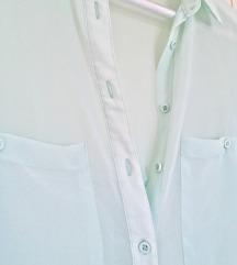 Áttetsző ing Bershka