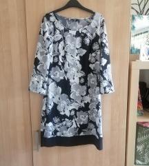 ⛔️ FOGLALT F&F virágos bodycon ruha