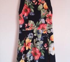M-es 38-as virágos ruha