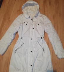 Fehér kabát TAVASZI