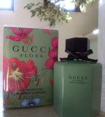 Gucci-Flora Emerald Gardenia parfümszóróban