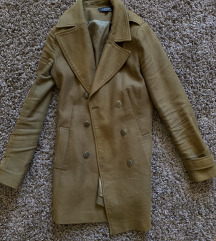 Reserved kabát khali zöld