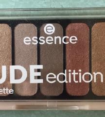 Essence Nude Edition paletta