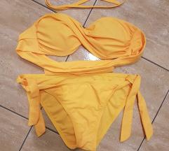 Sárga bikini