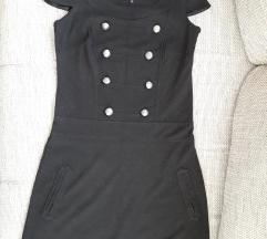 Next fekete ruha S-es
