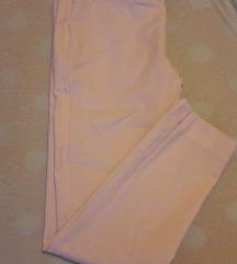 H&M fehér bokanadrág
