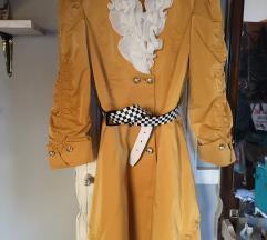 S/M galléros kabát
