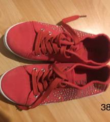 Vászon sport cipő
