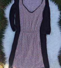 Színes mini ruha