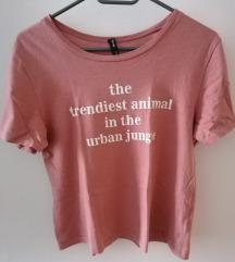 Sinsay rózsaszín póló